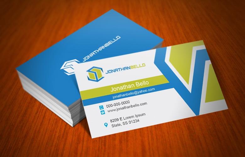 Jonathan Bello Business Card v1.0