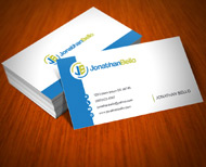 Portfolio / Print Design / Jonathan Bello Business Card