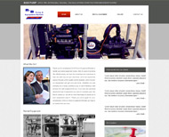 Portfolio / 2013 / B &amp B Pump Website Design