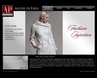 Portfolio / Web Design / Fashion Studio