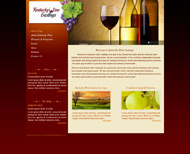 Portfolio / Web Design / Wine Business Portal