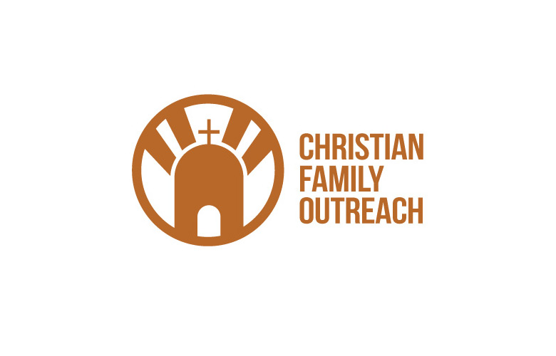 Christian Family Outreach Logo, v1.0