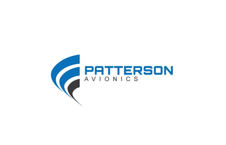 Patterson Avionics Company Logo