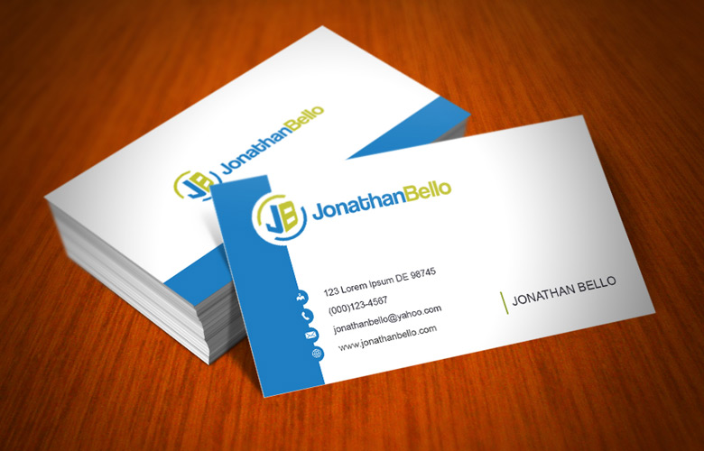 Jonathan Bello Business Card v2.0