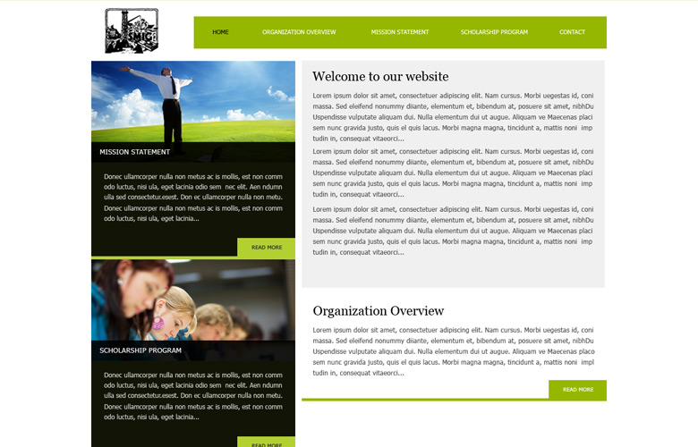 SMIG Website Design v2.0