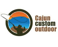 Portfolio / 2013 / Cajun Custom Outdoor Logo v2.0