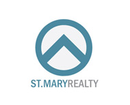 Portfolio / Logo Design / ST. Mary Realty