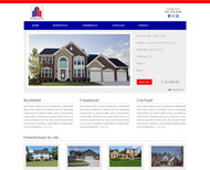 Portfolio / Web Design / Realestate Website